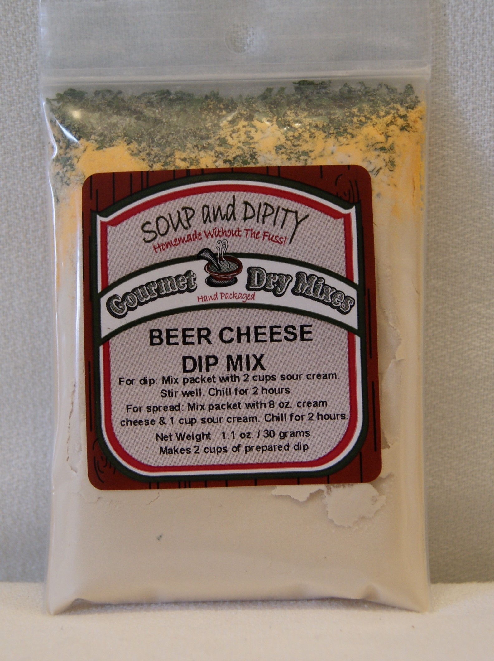 Beer Cheeses Dip Mix