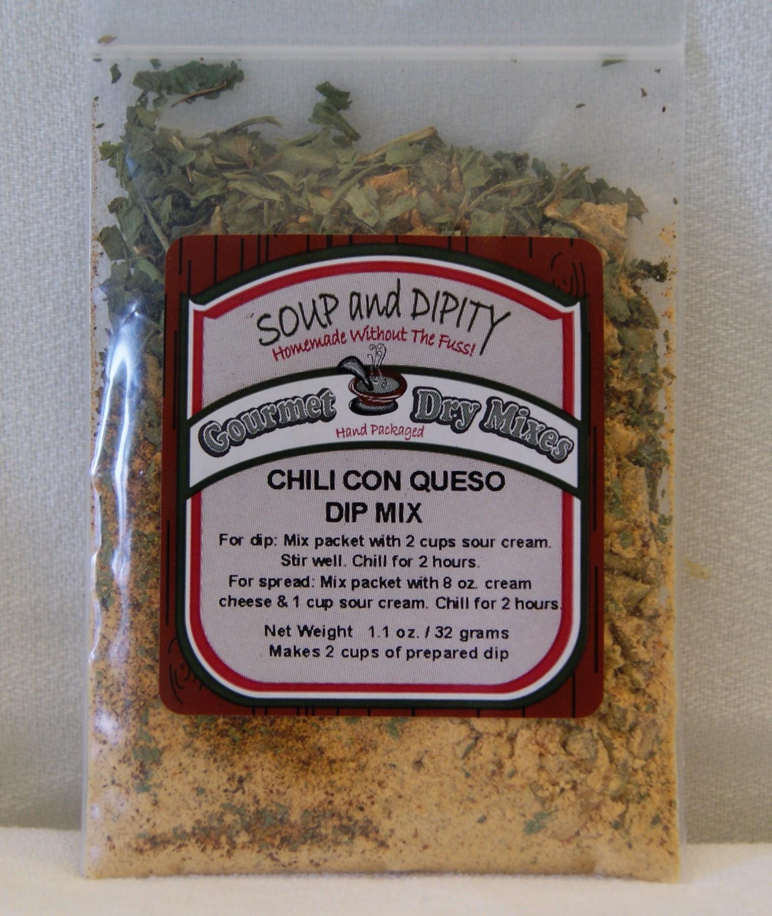 Chili con Queso Dip Mix
